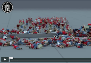 Must-See-Amazing-3D-Animation-Testing-Video-of-Crowd-Simulation