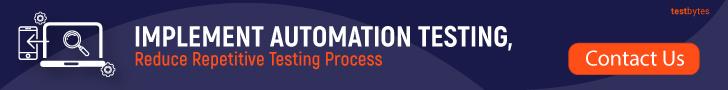 automation testing service testbytes banner