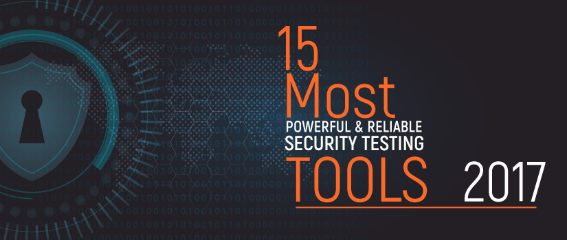 15 powerful security testing tools 2017 featured image