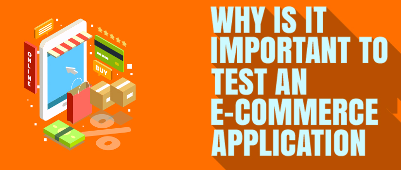 E commerce testing