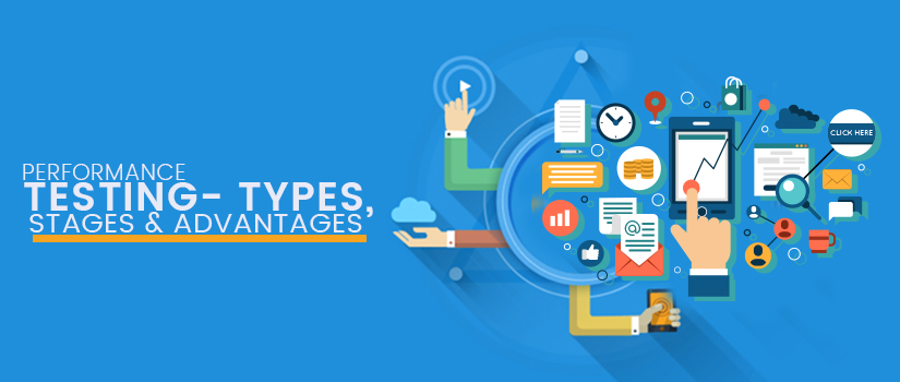 performance testing types stages advantages featured image