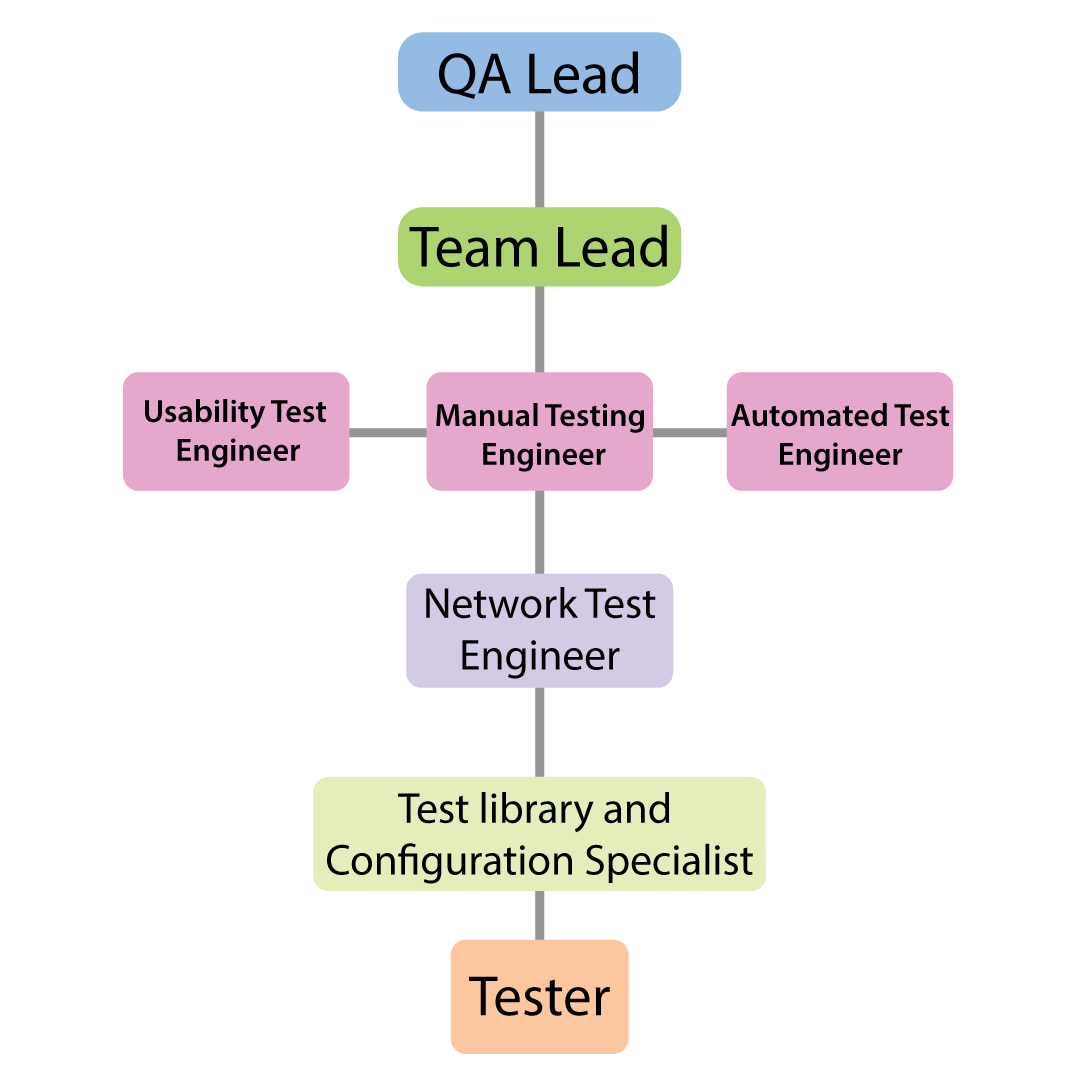 software testing team