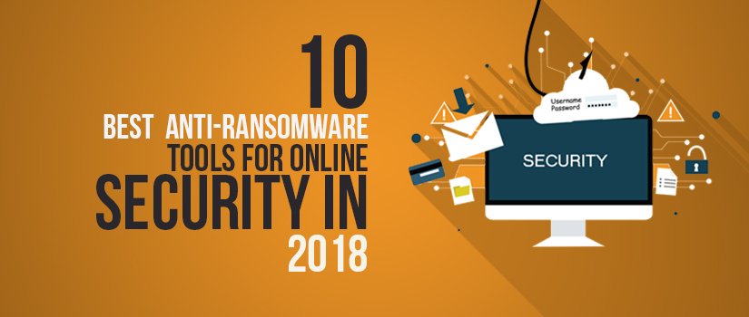 anti-ransomware tools 2018 featured image