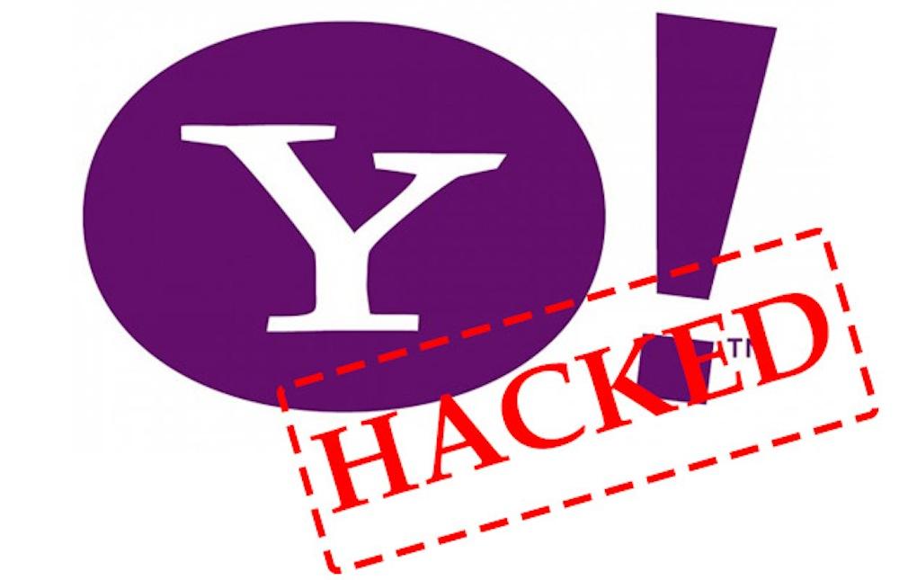 Data breach at Yahoo