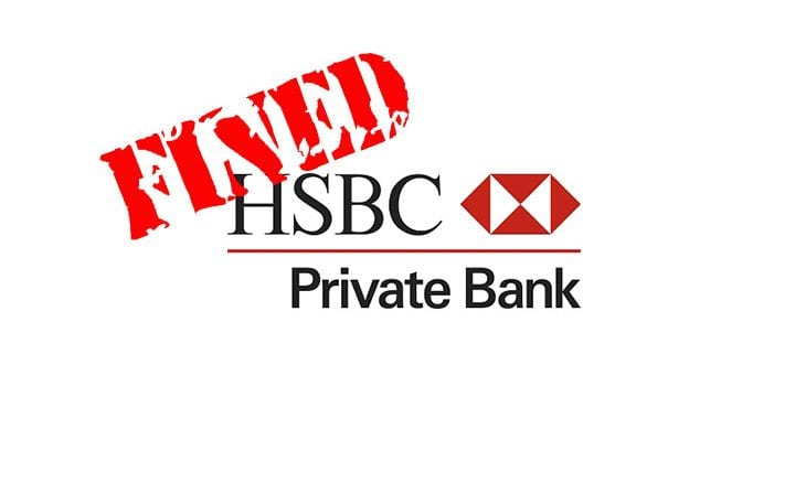 HSBC Online Banking Failure