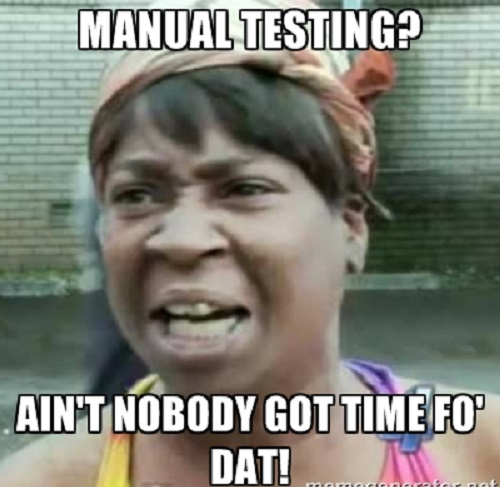 software testing memes