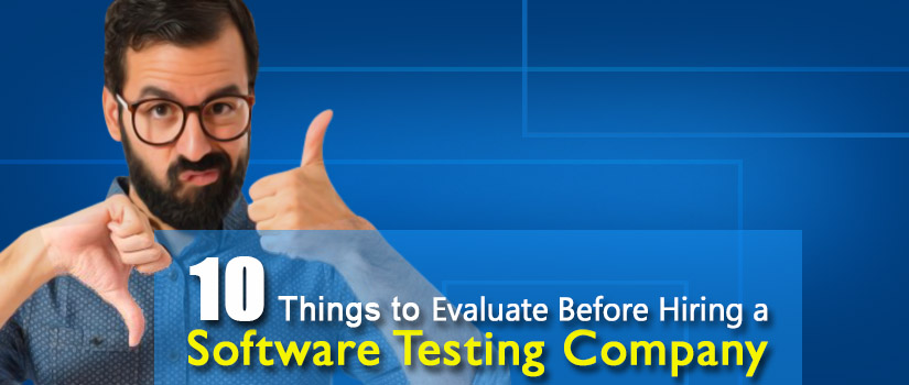 software testing company