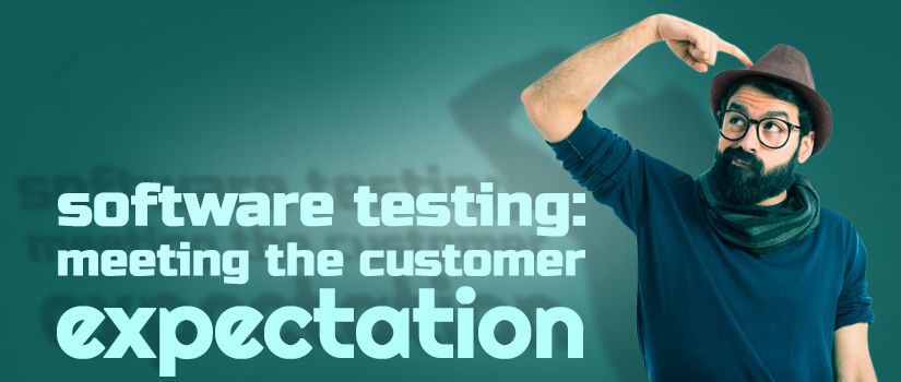 Software Testing: Meeting The Customer Expectation