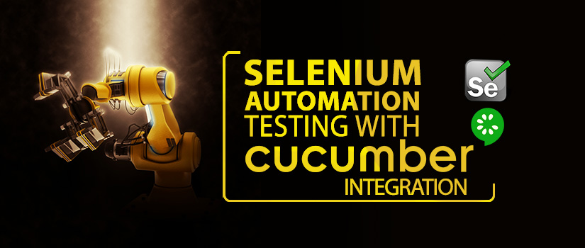 Selenium Automation Testing With Cucumber Integration