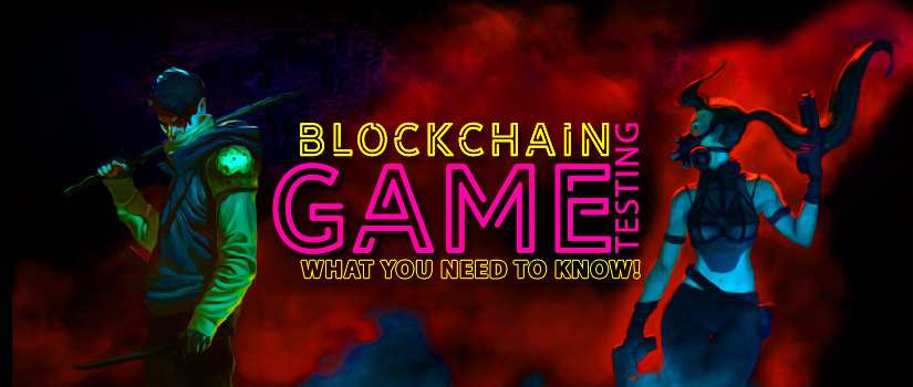 BlockChain Game Testing