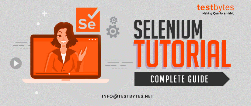 Selenium Tutorial For Beginners [Step by Step]