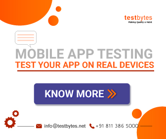 Top 10 Mobile App Testing Companies In India | Testbytes