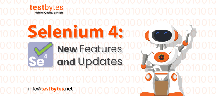 Selenium 4: New Features and Updates