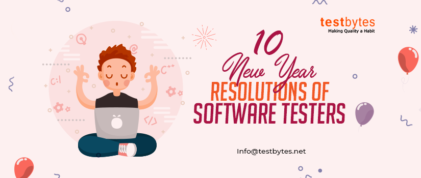 New-year Resolution For Software Testers 2020