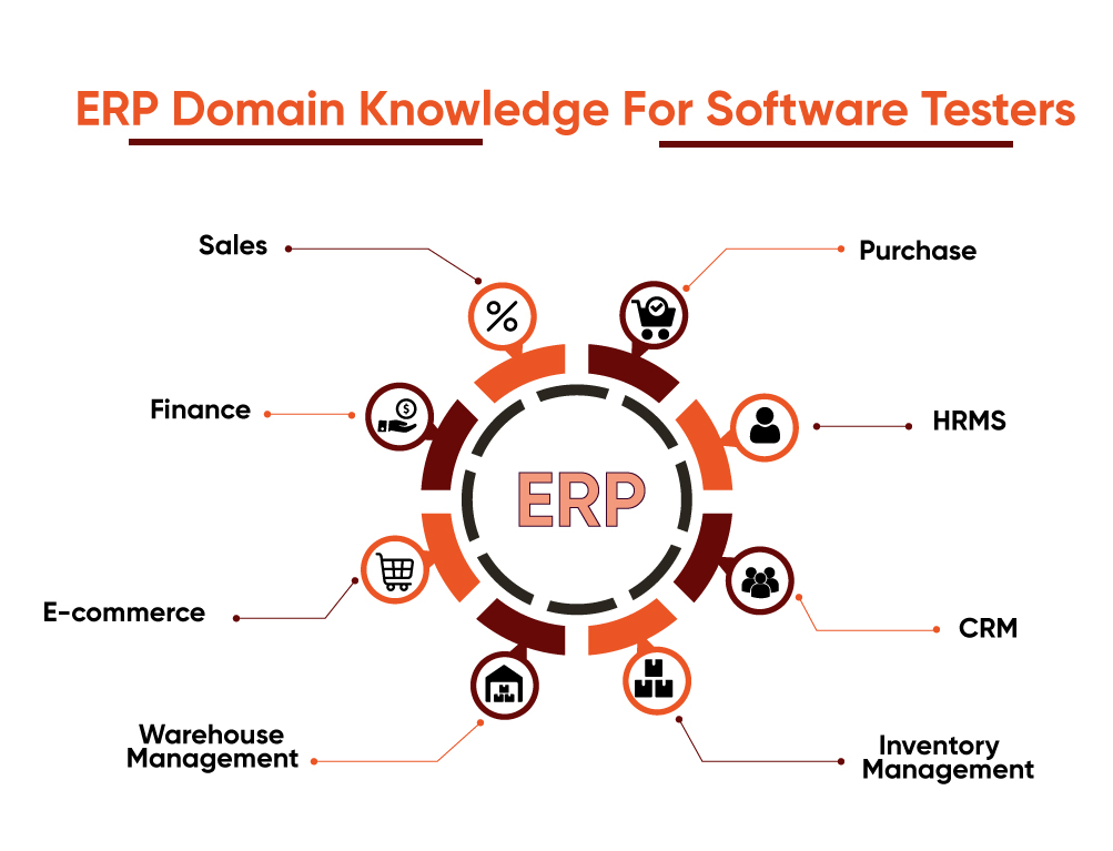ERP Domain Knowledge for Software Testers