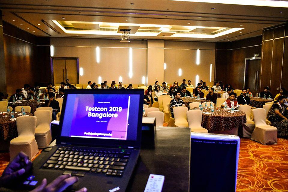 TESTCON 2021 Bangalore - Software Testing Event