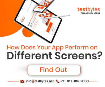 Test your app in various screens