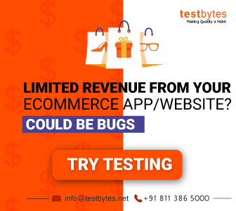 Test your ecommerce website for bugs