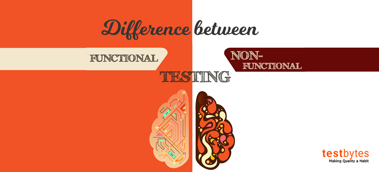 Difference between functional testing and non functional testing