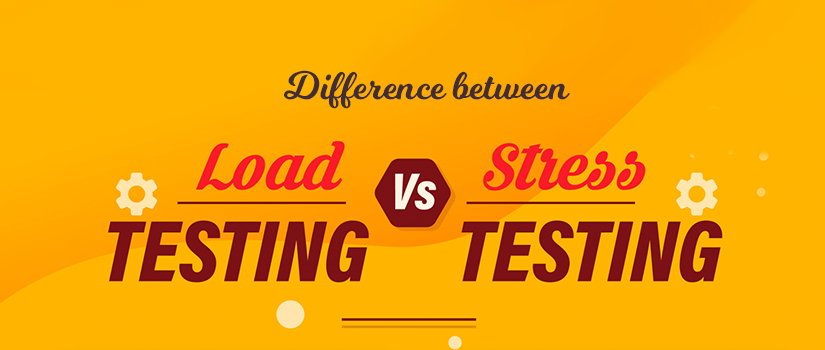 Difference between load testing and stress testing