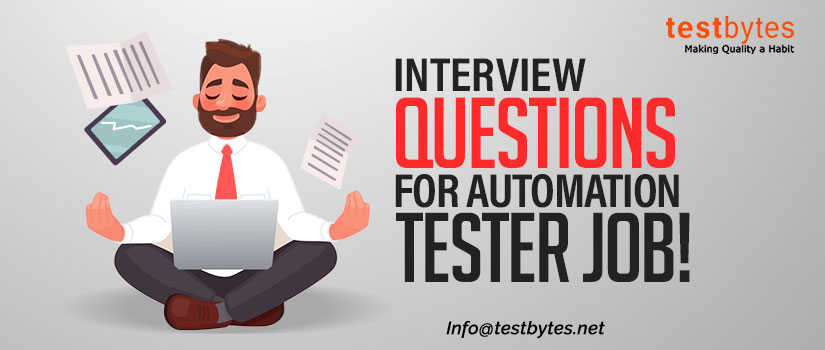 50 Automation Testing Questions for Interview Preparation
