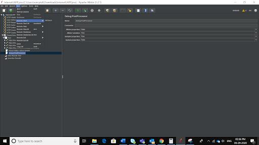 Apache Jmeter tutorial 5