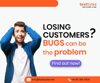App Bug fixing (App testing strategies)