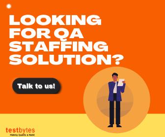 Qa staffing and hiring