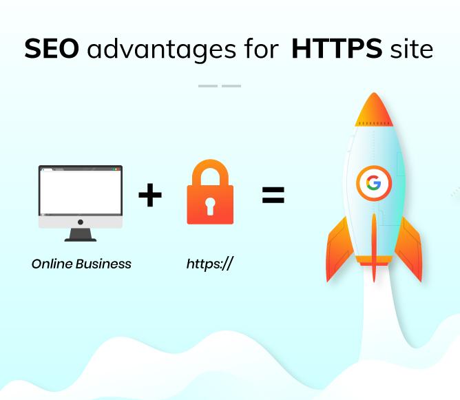 HTTPS SEO Advantage